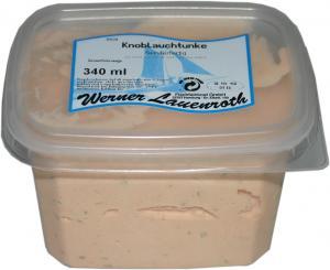 Knoblauch-Tunke mit frischen Kräutern 340g