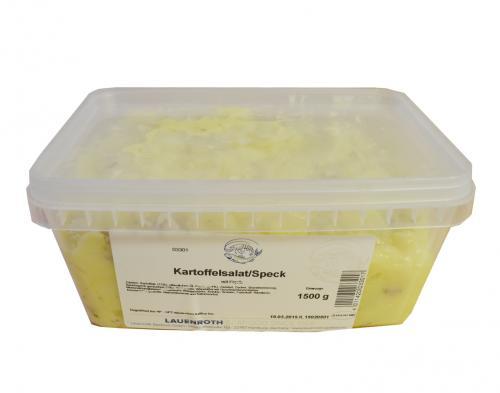 Kartoffelsalat mit Speck 1500g